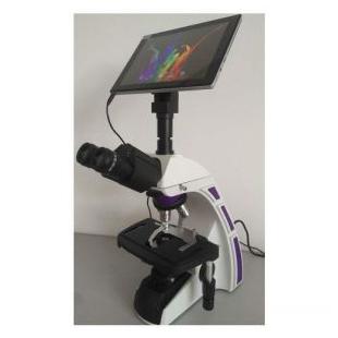 一体式平板电脑型生物显微镜