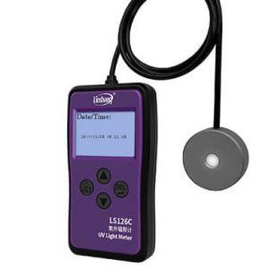 医疗行业LS126C紫外线测试仪