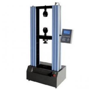 LDS-50电子拉力试验机金属塑料橡胶线缆检测延伸率变形测试仪