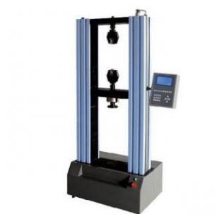 LDS-10电子拉力试验机金属塑料橡胶线缆检测延伸率变形测试仪