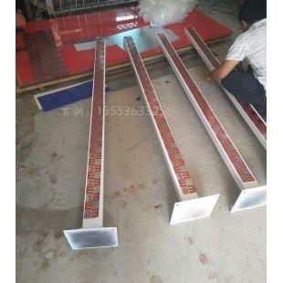 百潤不銹鋼水尺搪瓷河流湖泊鋁合金水位計