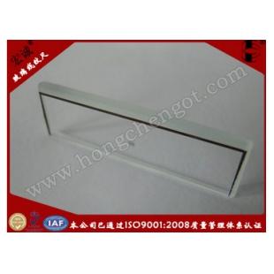 宏诚光学标准1mm玻璃线纹尺