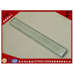 宏诚光学---标准200mm玻璃线纹尺/石英线纹尺