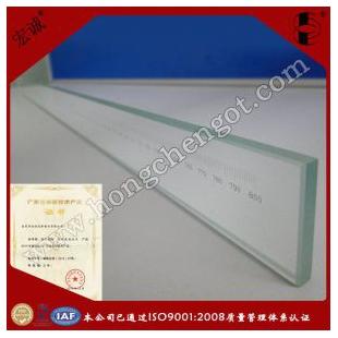 800mm玻璃线纹尺