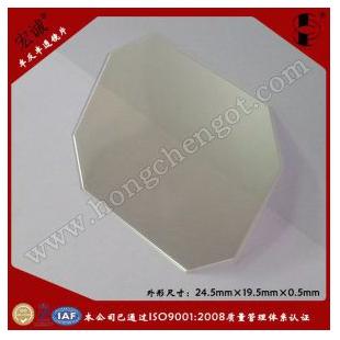 光学半反半透镜24.5mm*19.5mm*0.5mm