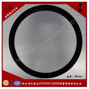 φ30mm十字显微镜物镜分划板(可定做)