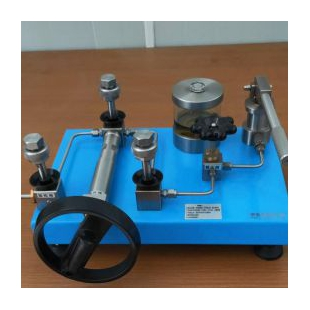 DY-58台式手动液压源