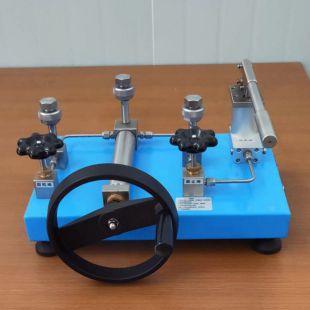 DY-56臺式手動氣壓源