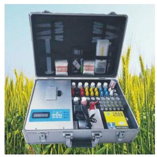多功能土壤肥料养分检测仪