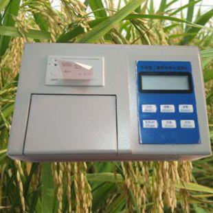 TY-04+型肥料养分速测仪