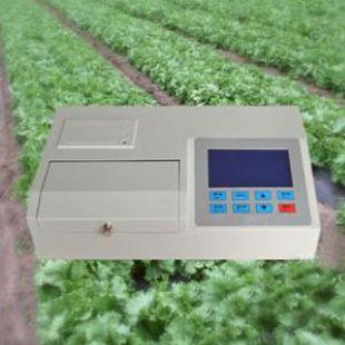 TY-V10型智能多通道土壤肥料元素速測儀
