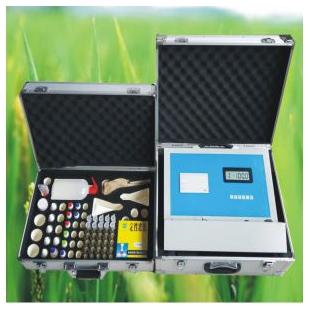TY-T04全功能土壤肥料养分检测仪