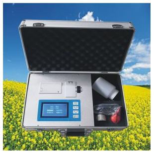 TY-G03型高智能多参数土壤肥料养分检测仪