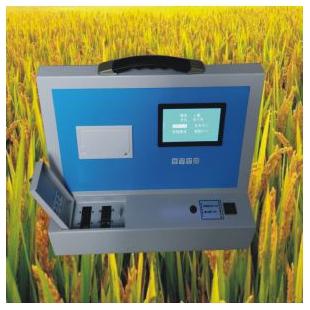 TY-G06型高智能多参数农田土壤肥料检测仪