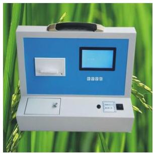 TY-G04高智能多参数土壤肥料养分检测仪