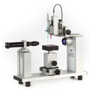 德國LAUDA視頻光學接觸角測量儀LSA60