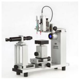 德國LAUDA光學接觸角測量儀LSA100