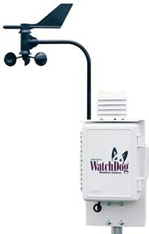 WatchDog 2550自动气象站
