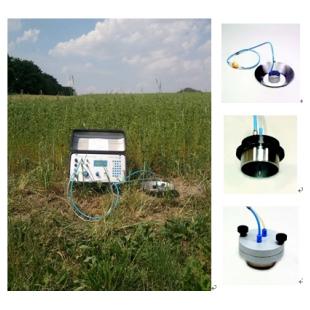 土壤气体渗透性测试仪