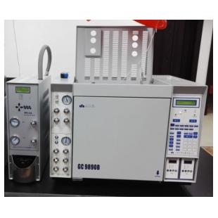GC9890+HS9A//16A-药物残留溶剂检测顶空色谱仪