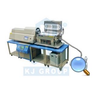 合肥科晶1200℃多坩埚依次移动型管式炉