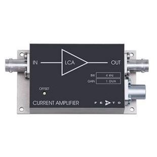 LCA-200-10G超低噪声电流放大器 德国Femto