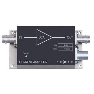 LCA-30-200G超低噪声电流放大器 德国Femto