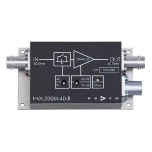 HVA-200M-40-B宽带电压放大器系列HVA德国Femto