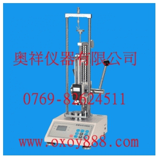 小型弹簧拉压力测试机,弹簧拉压力试验机,弹簧拉力机