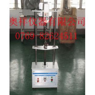 东莞奥祥经济型双柱电动拉力台,电动拉力机