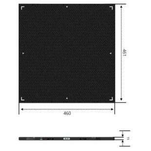 韓國ATLAIM數字X射線成像板ATAL4343N