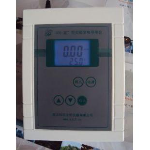 南京科环电导率仪/电导率测定仪DDS-307型实验室电导率