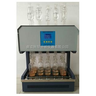 南京科环化学需氧量测定仪/KHCOD-12K型国标法COD消解回流装置