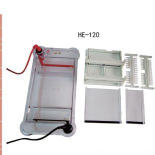 南京普阳电泳仪/多功能水平电泳槽/凝胶电泳HE-120