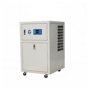 工业风冷式低温冷冻机