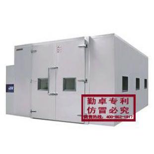 东莞勤卓步入式试验箱/步入式实验室QZ-BRS  加速老化试验箱高温老化房试验箱首选东莞勤卓