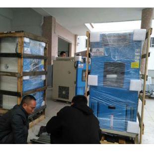 高低温带紫外线试验箱高低温交变变湿热试验箱
