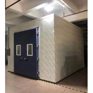 东莞勤卓步入式试验箱/步入式实验室QZ-BRS  加速老化试验箱高温老化房试验箱东莞勤卓