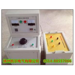 倍频感应耐压试验装置