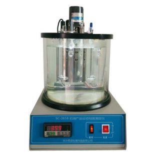 SC-265B石油产品运动粘度测定仪