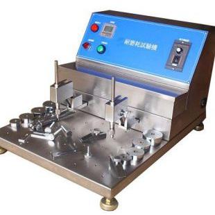 东莞毫克仪器酒精橡皮铅笔耐摩擦试验机SA501