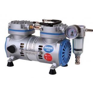 台湾洛科Rocker400无油真空泵 实验室真空泵 抽气泵