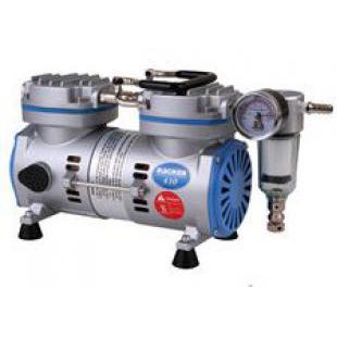 台湾洛科真空泵rocker410无油真空泵 抽气泵 抽滤泵