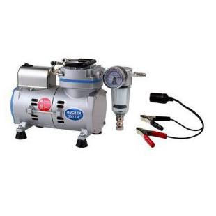 台湾洛科Rocker300DC 12v真空泵 直流电真空泵 抽气泵