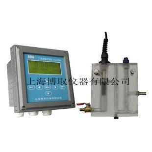 上海博取仪器余氯测定仪  YLG-2058型中文余氯