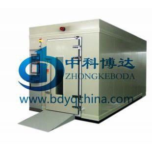 北京中科博达 步入式低温恒温恒湿试验室