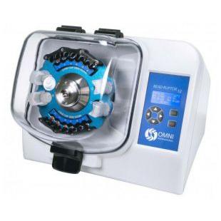 OMNI Bead Ruptor 12样品均质器珠磨机