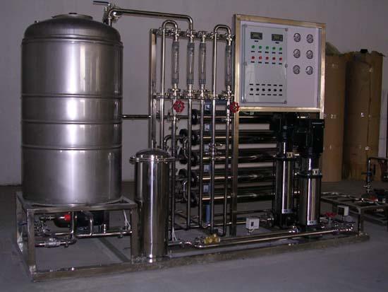 1.5吨每小时纯水器/纯水机/纯水系统