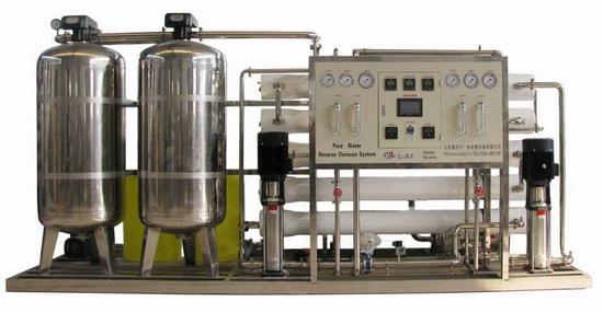 4吨每小时纯水器/纯水机/纯水系统