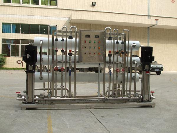 8吨每小时纯水器/纯水机/纯水系统